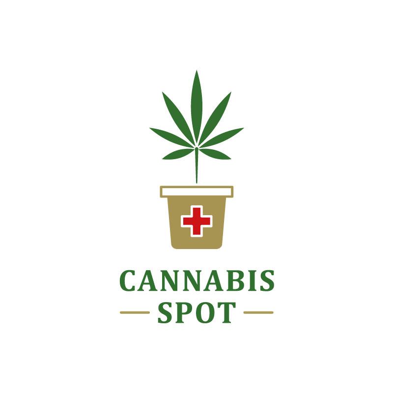 Cannabis Spot Logo