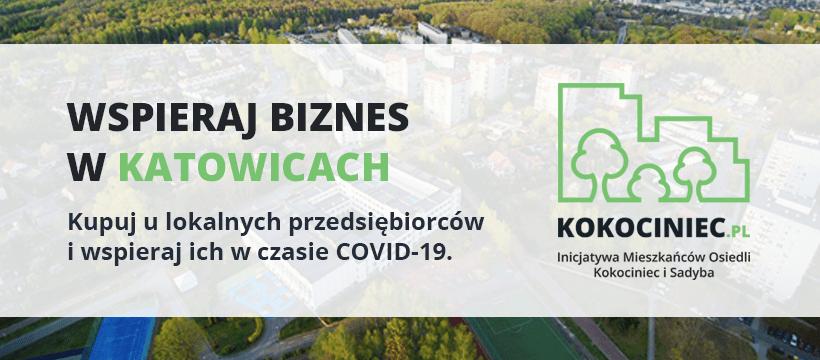 Wspieraj biznes w Katowicach