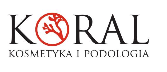 Koral Kosmetyka i Podologia - Logo