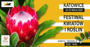 Festiwal Kwiatów i Roślin – Katowice/SpodekFestiwal