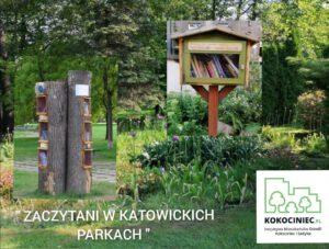 """VIII edycja BO Katowice – """"Zaczytani w katowickich parkach"""""""