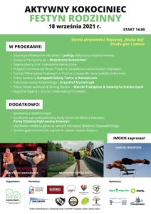 Aktywny Kokociniec- Festyn Rodzinny